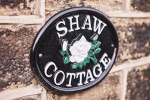 Shaw Cottage exterior